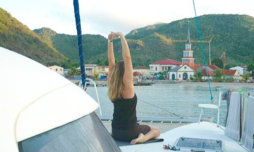 Sailing Yoga Retreat