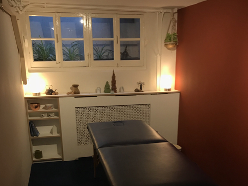 Massage Room Amsterdam